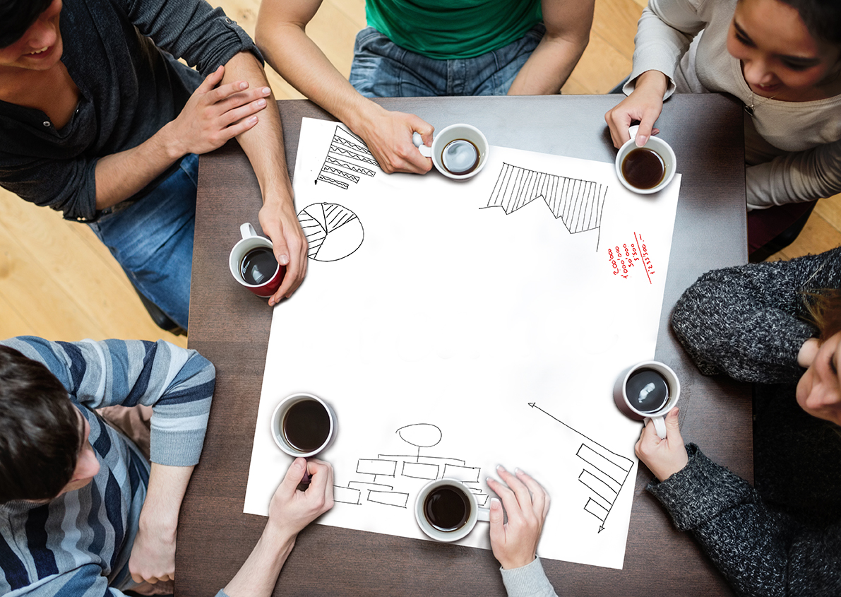 3 Steps to Building a Shared Work Space Community