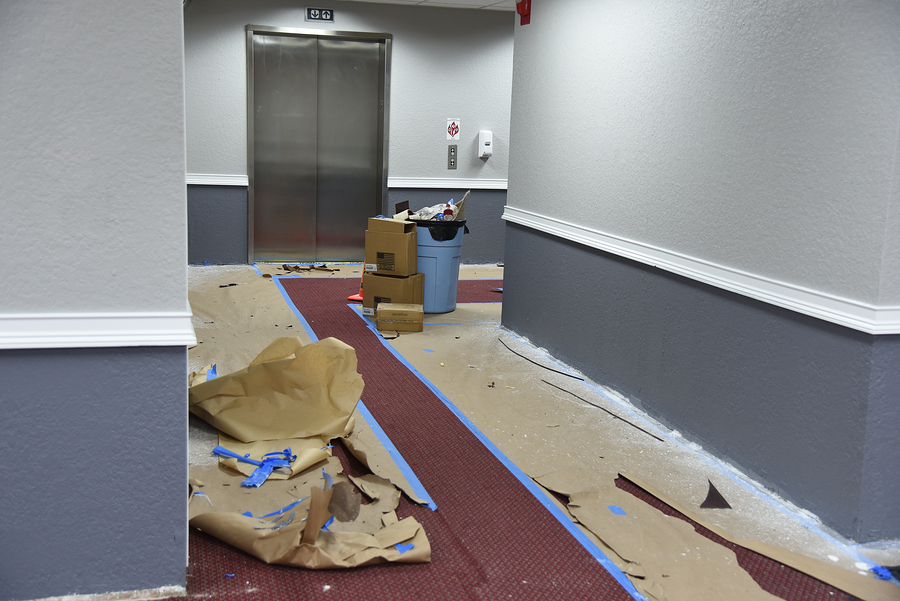 Short Term Offices a Great Solution During Commercial Property Restorations and Renovations