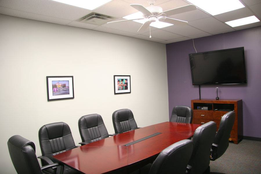 Rooms: Temporary Office Space